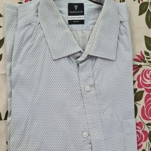Van Heusen White Formal Shirt